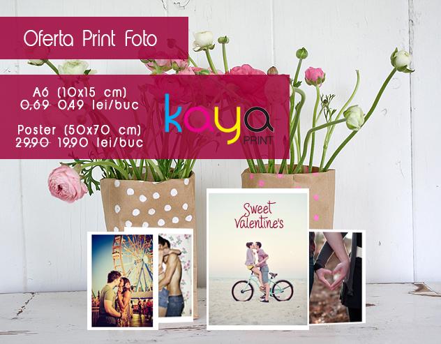 Oferta print Valentine's Day, oferta print color, oferta print foto, printare poze, print poster, postere ieftine, poze ieftine