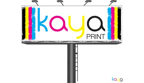 Print bannere outdoor